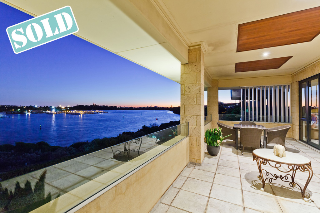 SOLD 46 Hutchinson Avenue Mosman Park WA 6012